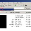 FileZilla(ファイルジラ)を日本語化する設定方法