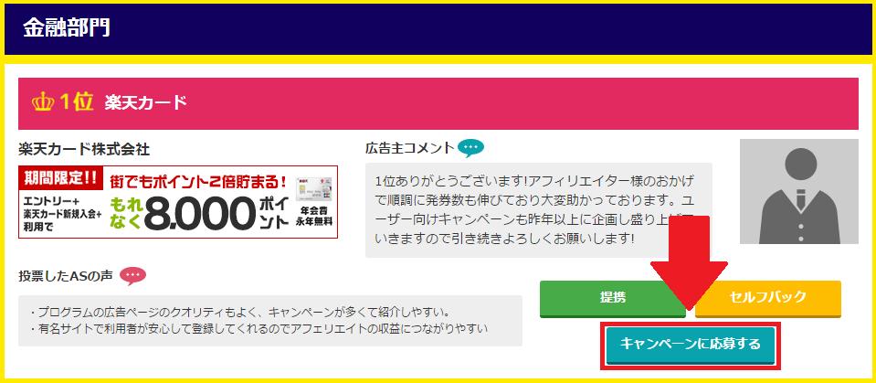 A8.netの500円が当たる広告貼るだけキャンペーン2016