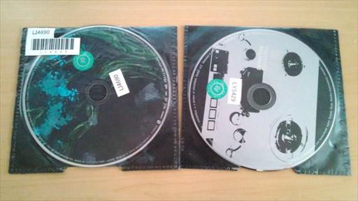 届いたCD2枚