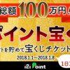 i2iポイント宝くじ2018で最大10万円が当たる!無料参加もできます