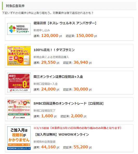 【i2iポイント】Yahoo!ショッピングで2,000円のポイント還元キャンペーンの対象広告